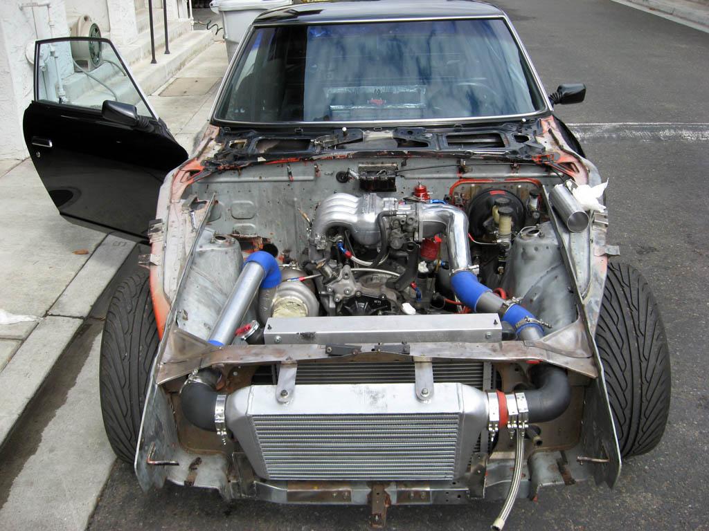 datsun Z w/ rotary pwr plant - RX7Club.com - Mazda RX7 Forum